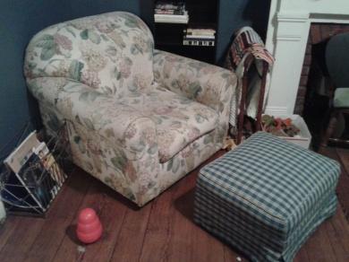 The deadline chair